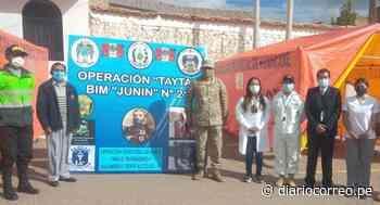 Organizan Plan Tayta en la ciudad de Ilave - Diario Correo