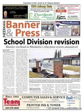 Friday, March 19, 2021 Neepawa Banner & Press - myWestman.ca