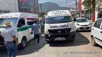 Next article Transportistas de Suchiapa denuncian pirataje solapado - Alerta Chiapas