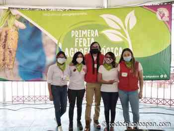 Se presentó la Primera Feria Agroecológica en Ixtapaluca - todochicoloapan.com