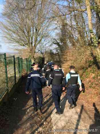 Les gendarmes sauvent un homme du suicide à Pont-Sainte-Maxence - Courrier picard