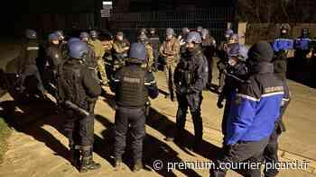 Tirs au mortier contre les gendarmes à Pont-Sainte-Maxence : 12 mois avec sursis et deux relaxes - Courrier picard