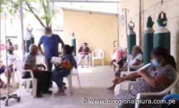 Hospital Chulucanas llega al límite de su capacidad por aumento de casos de Covid-19 - El Regional