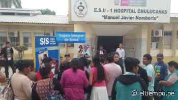 Chulucanas: hospital colapsa por casos COVID-19 - El Tiempo - Diario El Tiempo | Piura | Noticias
