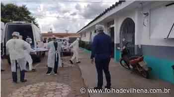 Hospital de Cacoal recebe gestante de Pimenta Bueno em estado grave e com suspeita de covid-19 - Folha de Vilhena
