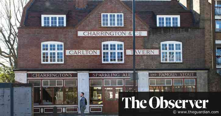 Rising from the rubble: London pub rebuilt brick by brick after illegal bulldozing