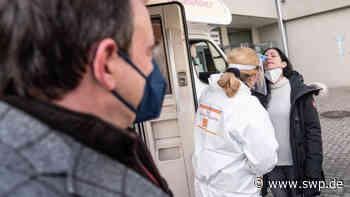 Testzentrum in die Ortsmitte?: Corona-Strategie der Kommune Eningen gefordert - SWP