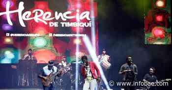 Los sabores de Herencia de Timbiquí se sienten en su versión de 'La vamo a tumbá' - infobae