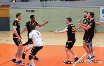 Volley – Ligue BM (J6/Play-offs) – Le Plessis-Robinson se qualifie pour les demi-finales - SportsCo IDF
