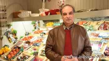 Rouvroy : Saïd Ali Ahmad Fayez, d'architecte en Afghanistan à primeur à Rouvroy - La Voix du Nord