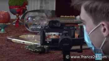 """""""Norouz"""", un Nouvel An persan en ligne face aux restrictions sanitaires - FRANCE 24"""