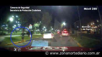 General Pacheco: el Sistema Alerta Tigre Global impidió el robo de un restaurante - Zona Norte Diario OnLine