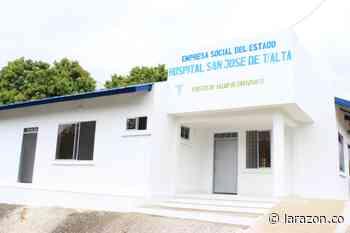 Entregan obras de remodelación del puesto de salud de Frasquillo, Tierralta - LA RAZÓN.CO