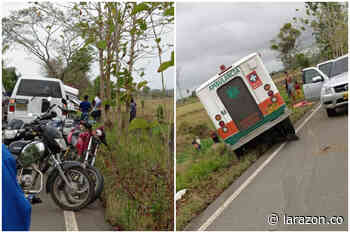 Accidentes con semovientes en la vía a Tierralta, pan de cada día y nadie responde - LA RAZÓN.CO