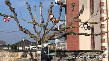 Un appel insolite aux dons à Craon : des roues de vélo, des cuillères, des louches pour décorer la ville - France Bleu