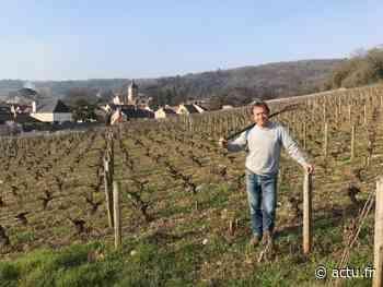Originaire de Craon, Jérôme Galeyrand primé pour ses vins de Bourgogne - Haut Anjou