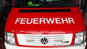 Garching an der Alz: Feuerwehreinsatz wegen rauchendem Topf - Oberbayerisches Volksblatt