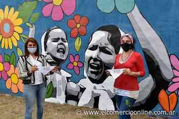 Semana de la Memoria: impulsan un nuevo mural participativo en El Talar - elcomercioonline.com.ar