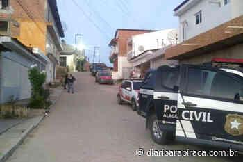Em operação, polícia prende autores de assassinato de jovem em Joaquim Gomes - Diário Arapiraca