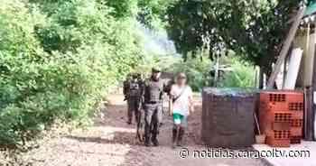 Tres jóvenes reclutados por Los Caparros fueron encontrados en finca de Tarazá - Noticias Caracol