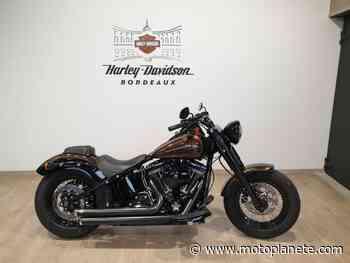 Harley-Davidson SOFTAIL SLIM S 2016 à 18200€ sur BEGLES - Occasion - Motoplanete