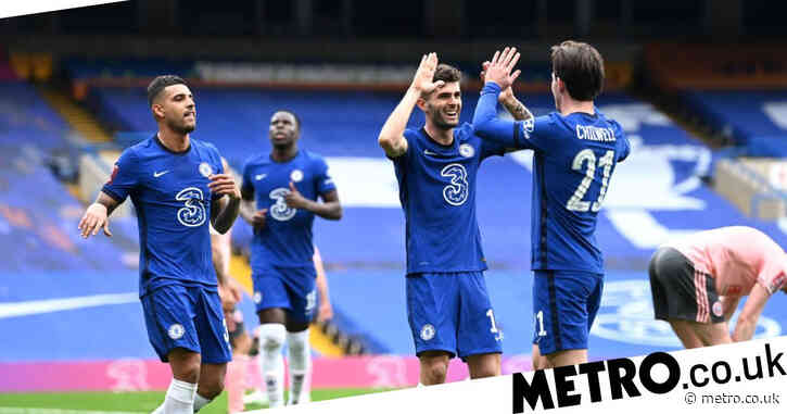 Ashley Cole and Micah Richards praise Christian Pulisic after Chelsea beat Sheffield United to reach FA Cup semi-final