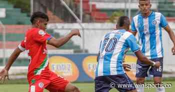 En vivo Cortuluá vs Real Santander - Win Sports
