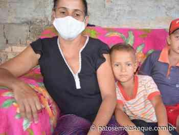 Lagoa Formosa: mãe pede ajuda a população para conseguir cuidar dos filhos menores de idade - Patos em Destaque