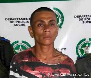 Hombre asesinado entre Palmito y Tolú tenía antecedentes judiciales - El Universal - Colombia
