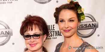 Ashley Judd still 'can't get out of bed' after accident in Congo - Insider