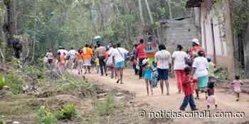Obispos denuncian desplazamiento y campos minados en Murindó, Antioquia - Canal 1