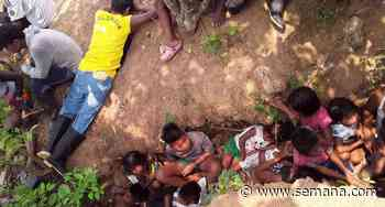 Obispos denuncian grave situación humanitaria de indígenas en Murindó y Mutatá, Antioquia - Semana