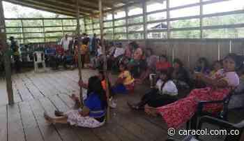ELN sembró minas antipersona en viviendas y cultivos indígenas en Murindó - Caracol Radio