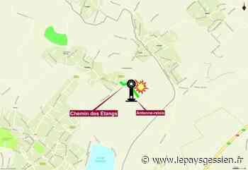 Divonne-les-Bains : une antenne de téléphonie mobile détruite par le feu - lepaysgessien.fr