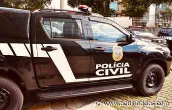 Polícia Civil de Ibatiba prende homem que matou namorado da ex por ciúmes - Aqui Notícias - www.aquinoticias.com
