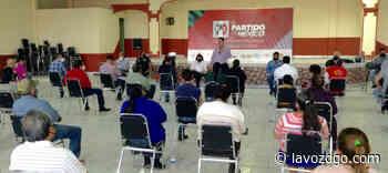 PRI en Guadalupe Victoria, unido y fuerte para la elección - La Voz de Durango