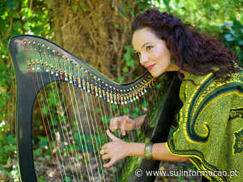 Concerto de harpa culmina Semana Santa em Lagoa e inicia Festival - Sul Informacao