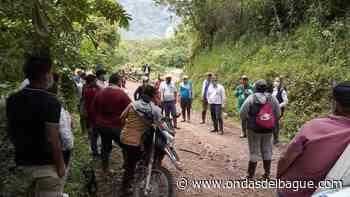 Emergencia en Planadas fue atendida por la Secretaria de Ambiente y Gestión del Riesgo y Cortolima - Ondas de Ibagué