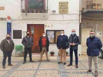La Diputación ejecuta mejoras en Ayna con el Turismo de protagonista - Masquealba.com