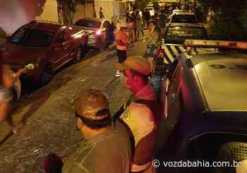 Lauro de Freitas: Prefeitura antecipará restrição de circulação noturna para 18h na segunda-feira (22) - Voz da Bahia