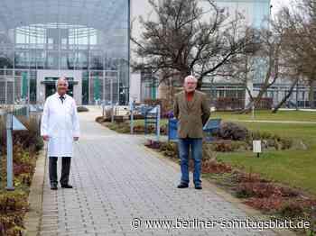 Neuer Ärztlicher Direktor im Gesundheitszentrum Bitterfeld/Wolfen - Berliner-Sonntagsblatt