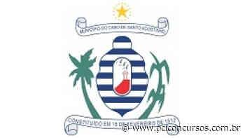 Câmara do Cabo de Santo Agostinho - PE retifica novo Concurso Público - PCI Concursos