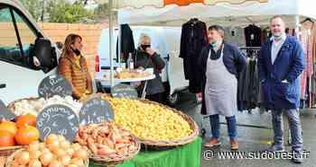 Cavignac : la suspension des droits de place du marché est prolongée - Sud Ouest