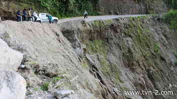 Monitorean puntos vulnerables en Cerro Punta - TVN Noticias