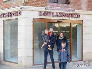 Les Andelys. Un jeune couple reprend la boulangerie du Petit-Andely - actu.fr