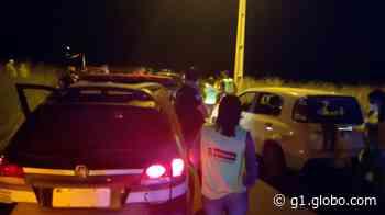 Operação da prefeitura fecha casa noturna e dispersa festas clandestinas em Muzambinho, MG - G1