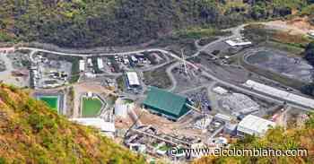Habitantes de Buriticá reclaman por afectaciones de una mina - El Colombiano