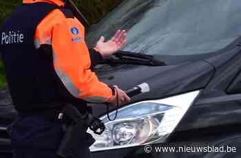 PZ Hageland blikt terug op geslaagde controleacties (Bekkevoort) - Het Nieuwsblad
