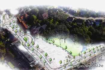 Horeca krijgt in 2022 dubbel zo grote terrassen op Gemeenteplaats