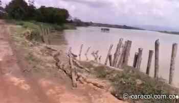 Afectaciones por erosión en San Jacinto del Cauca- Bolívar - Caracol Radio